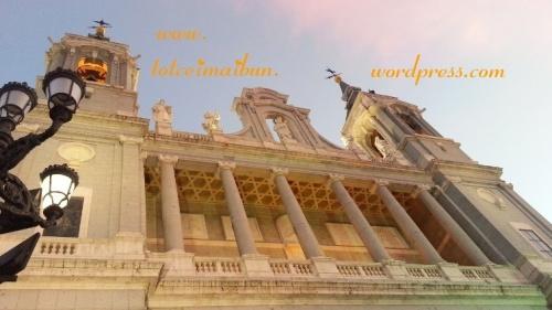 big church in spain