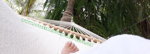 chilling in maldives