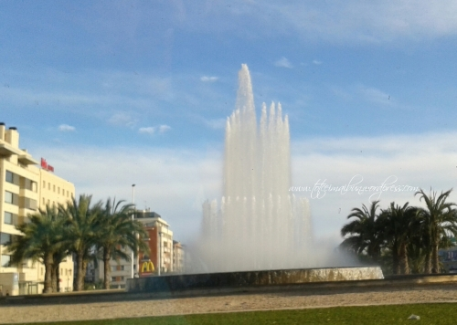 fountain spain