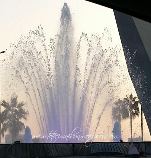 Fountine Dubai