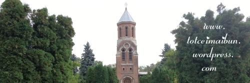 manastire in romania