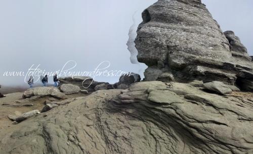 Sfinxul din Bucegi Romania