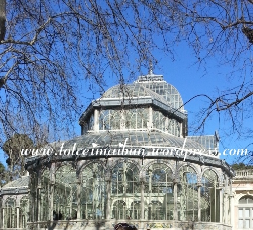 PALACE OF CRISTAL MADRID