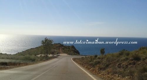 toate drumurile duc la mare SPANIA