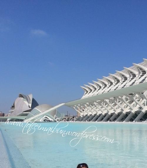 valencia arhitecture