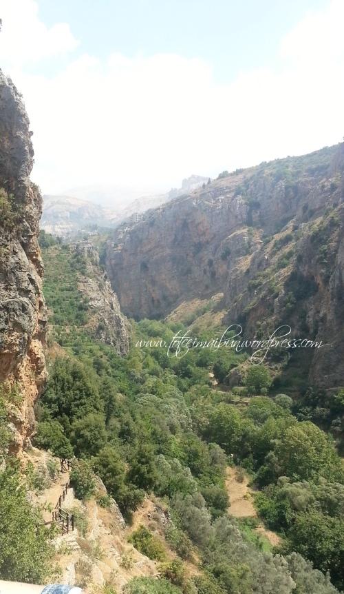 wadi anoubin lebanon